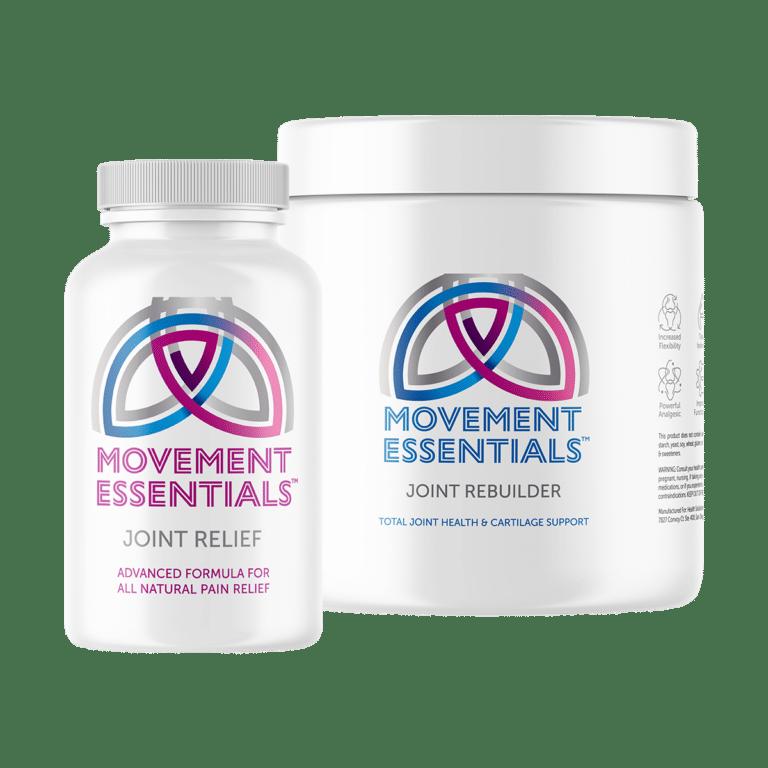 Movement Essentials™ - Ultimate Relief Bundle
